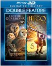 Legend Of The Guardians: The Owls Of Ga'hoole 3d/hugo 3d [3d] [blu-ray] (blu-ray 3d) 6435027