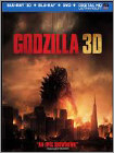 Godzilla (2014) (Blu-ray 3D) (Ultraviolet Digital Copy)