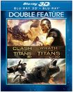 Clash Of The Titans 3d/wrath Of The Titans 3d [3d] [blu-ray] 6435045