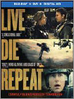 Live Die Repeat: Edge of Tomorrow (Blu-ray Disc) (2 Disc) (Enhanced Widescreen for 16x9 TV) (Eng/Fre/Spa) 2014