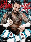 Wwe: Cm Punk - Best In The World (dvd) 6436358