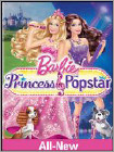 Barbie: The Princess & the Popstar (DVD) (Eng/Fre/Spa) 2012