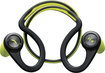Plantronics - BackBeat FIT Behind-the-Neck Bluetooth Headphones - Green/Black