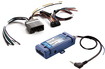 PAC - RadioPro4 Radio Replacement Interface for Select Chrysler Vehicles - Blue