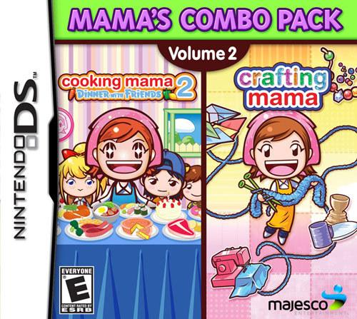 Mama's Combo Pack Volume 2 - Nintendo DS