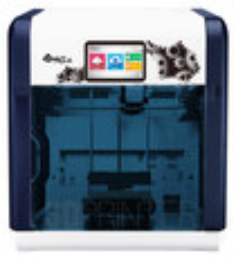 XYZ Printing - da Vinci 1.1 Plus 3D Printer - Blue