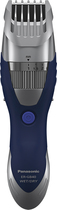 Panasonic - All-in-One Adjustable Wet/Dry Trimmer - Blue/Silver
