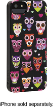 Griffin Technology - Wise Eyes Case for Apple® iPhone® 5 and 5s - Multi