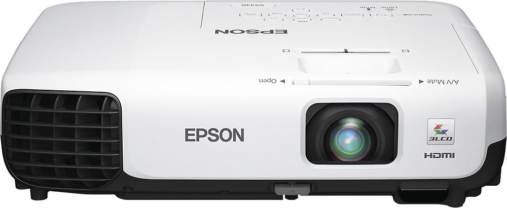 Epson - VS330 XGA 3LCD Projector