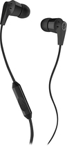Skullcandy - Ink'd 2 Earbud Headphones - Black