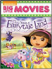 Dora the Explorer: Dora Saves Fairytale Land (DVD)
