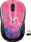 Logitech - M325 Wireless Optical Mouse - Spontaneous Pink