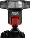 Bower - Digital Power Zoom External Flash - Black