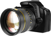 Bower - 85mm F/1.4 High-speed Portrait Lens For Select Canon Digital Cameras