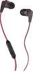 Skullcandy - Ink'd 2 Earbud Headphones - Red/Black