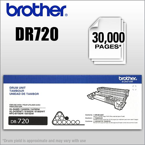 Brother - Drum Unit - Black