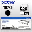 Brother - TN780 XXL High-Yield Toner Cartridge - Black
