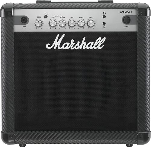 Marshall - 15W Combo Amplifier - Black