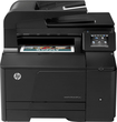 HP - LaserJet Pro MFP M276nw Network-Ready Wireless Color All-in-One Printer - Black