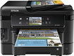 Epson - WorkForce WF-3540 Network-Ready Wireless All-In-One Printer - Black