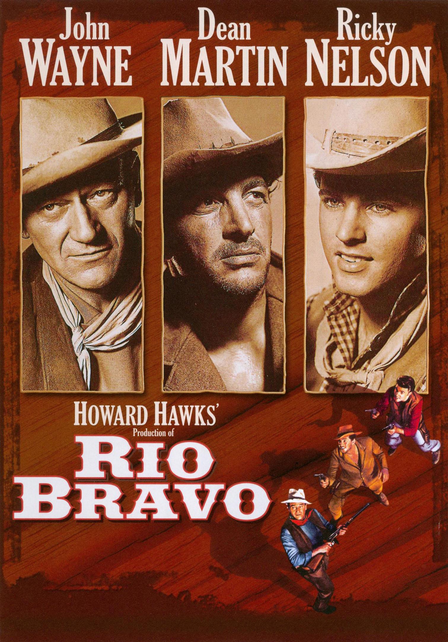 Rio Bravo (dvd) 6502332