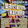 Party Tyme Karaoke: Super Hits, Vol. 18 [CD+G] - CD - Various