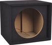 "Metra - 12"" Single Ported Subwoofer Enclosure - Charcoal"
