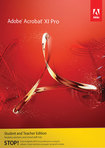 Adobe Acrobat XI Pro: Student and Teacher Edition - Windows