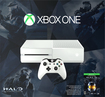 Microsoft - Xbox One 500GB Special Edition Halo: The Master Chief Collection Bundle - White