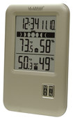 La Crosse Technology - Wireless Weather Station with Moon Phase - White