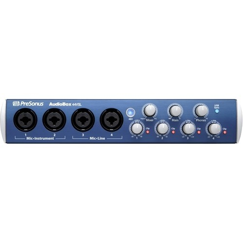 PreSonus - AudioBox Advanced 4 x 4 USB 2.0 Recording System