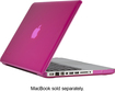 "Speck - SeeThru Case for Select 13"" Apple® MacBook® Pro - Hot Lips Pink"