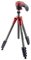 "Manfrotto - 60"" Tripod - Red"