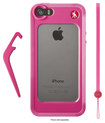 Manfrotto - KLYP+ Bumper Case and LED for Apple® iPhone® 5 and 5s - Pink