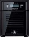 Buffalo Technology - TeraStation 5400 12TB 4-Drive Network/ISCSI Storage - Black
