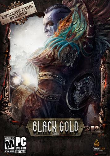 Black Gold Online - Windows