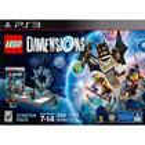 LEGO Dimensions Starter Pack - PlayStation 3