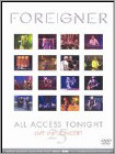 Foreigner: All Access Tonight - Live in Concert (DVD) (Eng) 2002