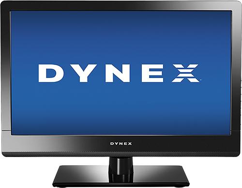 "Dynex™ - 19"" Class (18-1/2"" Diag.) - LED - 720p - HDTV - Black"
