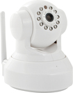 INSTEON - Wireless IP Security Camera - White