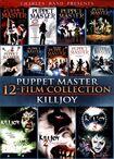 Puppet Master/killjoy: 12-film Collection [3 Discs] (dvd) 6541803