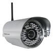 Foscam - Outdoor Wireless IP Camera - Silver