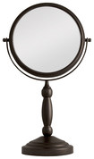 Zadro - Double-Sided Swivel Magnification Mirror - Bronze