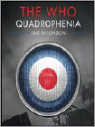 The Who: Quadrophenia - Live in London (DVD) (Enhanced Widescreen for 16x9 TV) (Eng) 2013