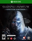 Middle-Earth: Shadow of Mordor Game of the Year Edition - Xbox One