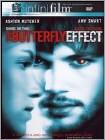 The Butterfly Effect (DVD) (Director's Cut) (Enhanced Widescreen for 16x9 TV) (Eng) 2004