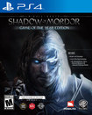 Middle-Earth: Shadow of Mordor Game of the Year Edition - PlayStation 4