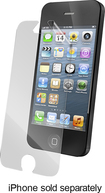 ZAGG - InvisibleShield Smudge Screen for Apple® iPhone® 5, 5s and 5c - Clear
