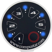 CompuStar - Remote Paging Sensor for Select CompuStar System Controllers - Black