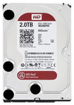 WD - Red 2TB Internal SATA NAS Hard Drive for Desktops (OEM/Bare Drive) - Red